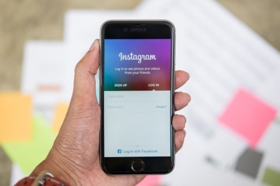 Instagram hack without survey