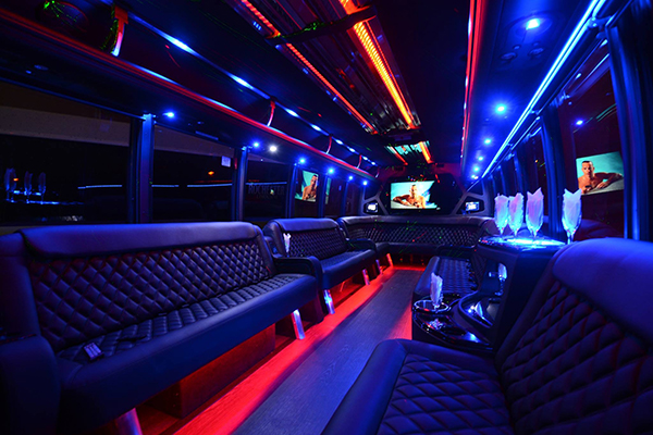 Limo Bus in DC